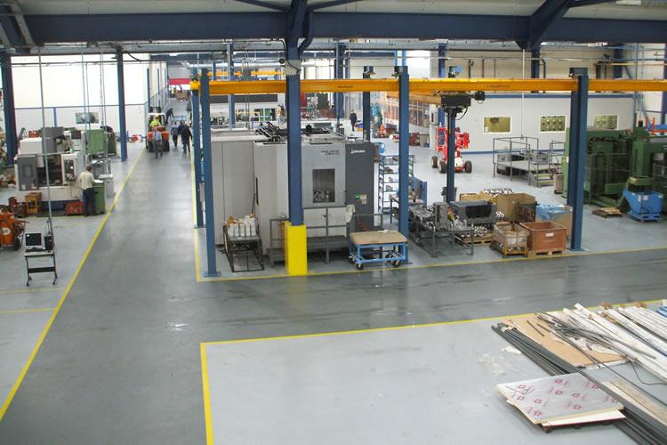 Epoxy Resin Case Study Fort Vale Engineering Ltd Q